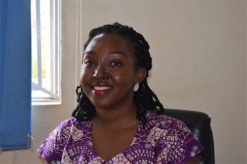 Dr Felicity Petua Nahataba