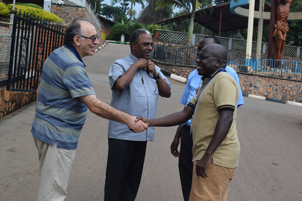 ROM welcomes The Superior General of the Comboni Missionaries