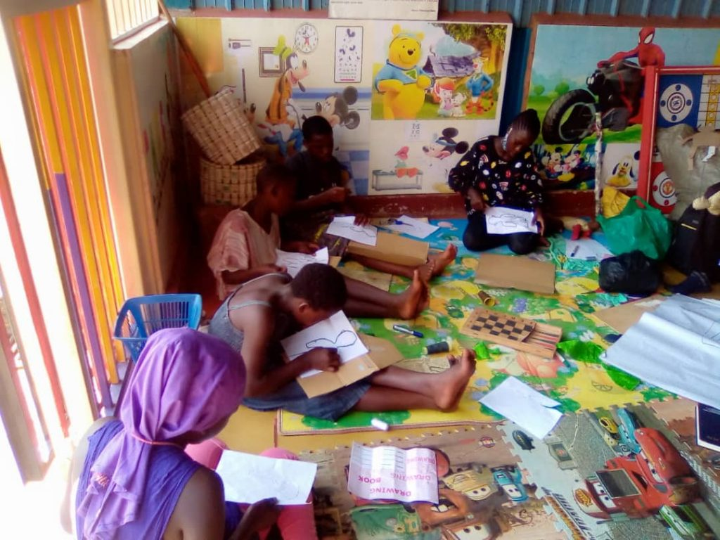 Developing youth skills for a self-sustainable future