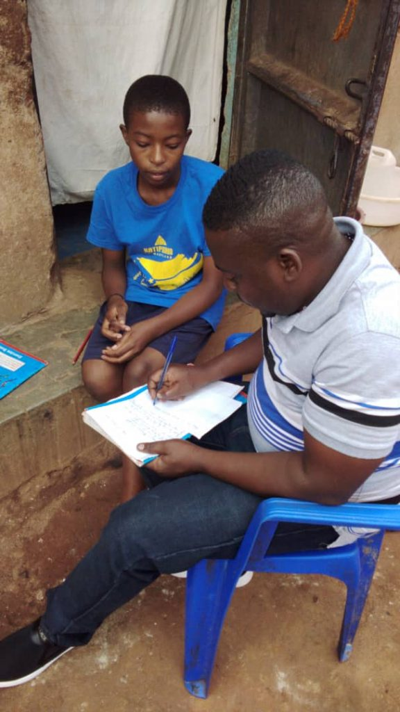 ROM supports Orphans and Vulnerable Children during COVID-19
