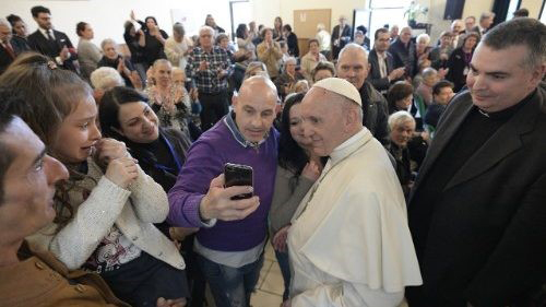 Pope establishes World Day for Grandparents and the Elderly