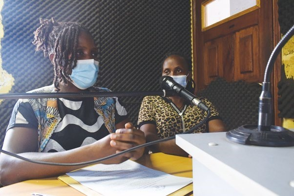 FIGHTING TB: ROM promotes awareness